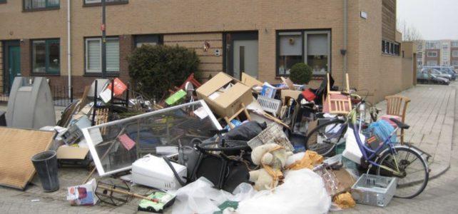 Mijn afvalprobleem – who benefits?